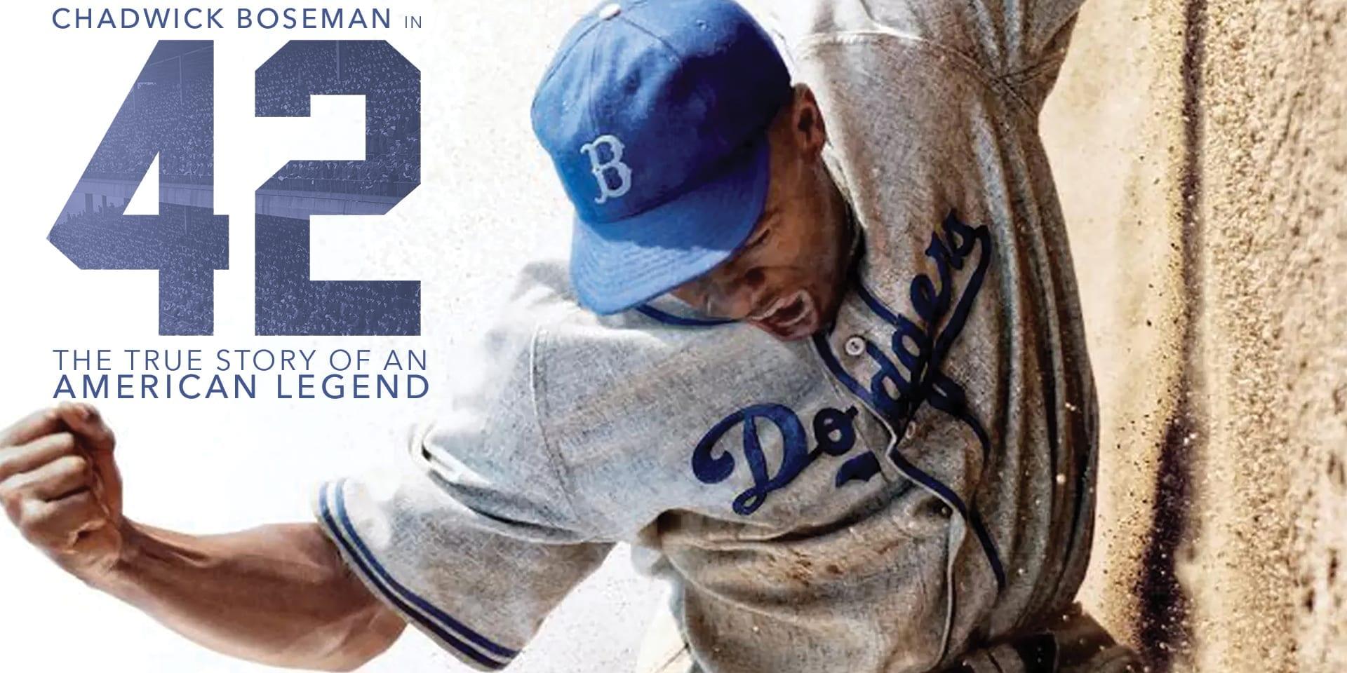 """""""42"""" showing at Dutchtown Movie Night."""
