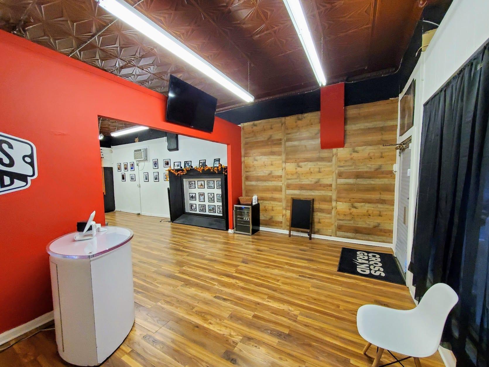 Cross Grand's studio at 3304 Meramec Street in Downtown Dutchtown, St. Louis, MO.