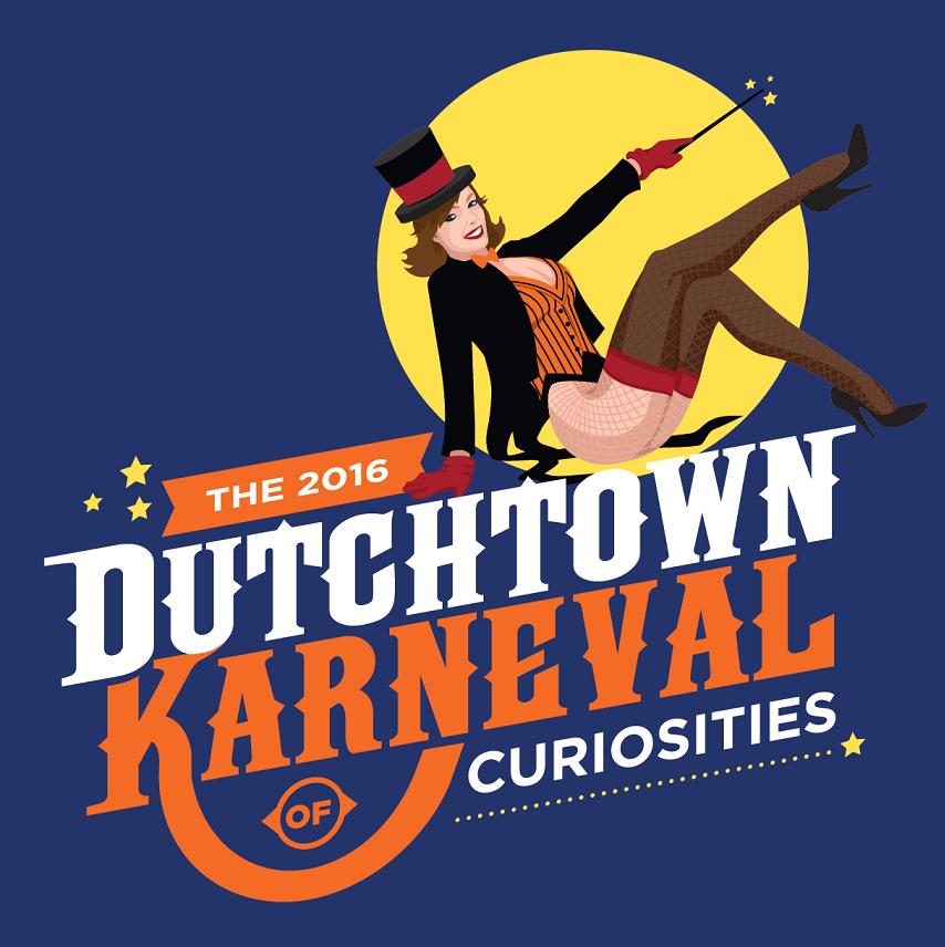 The 2016 Dutchtown Karneval of Curiosities