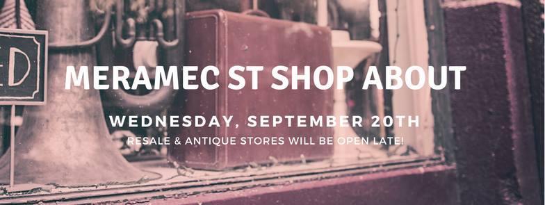Meramec Shop About