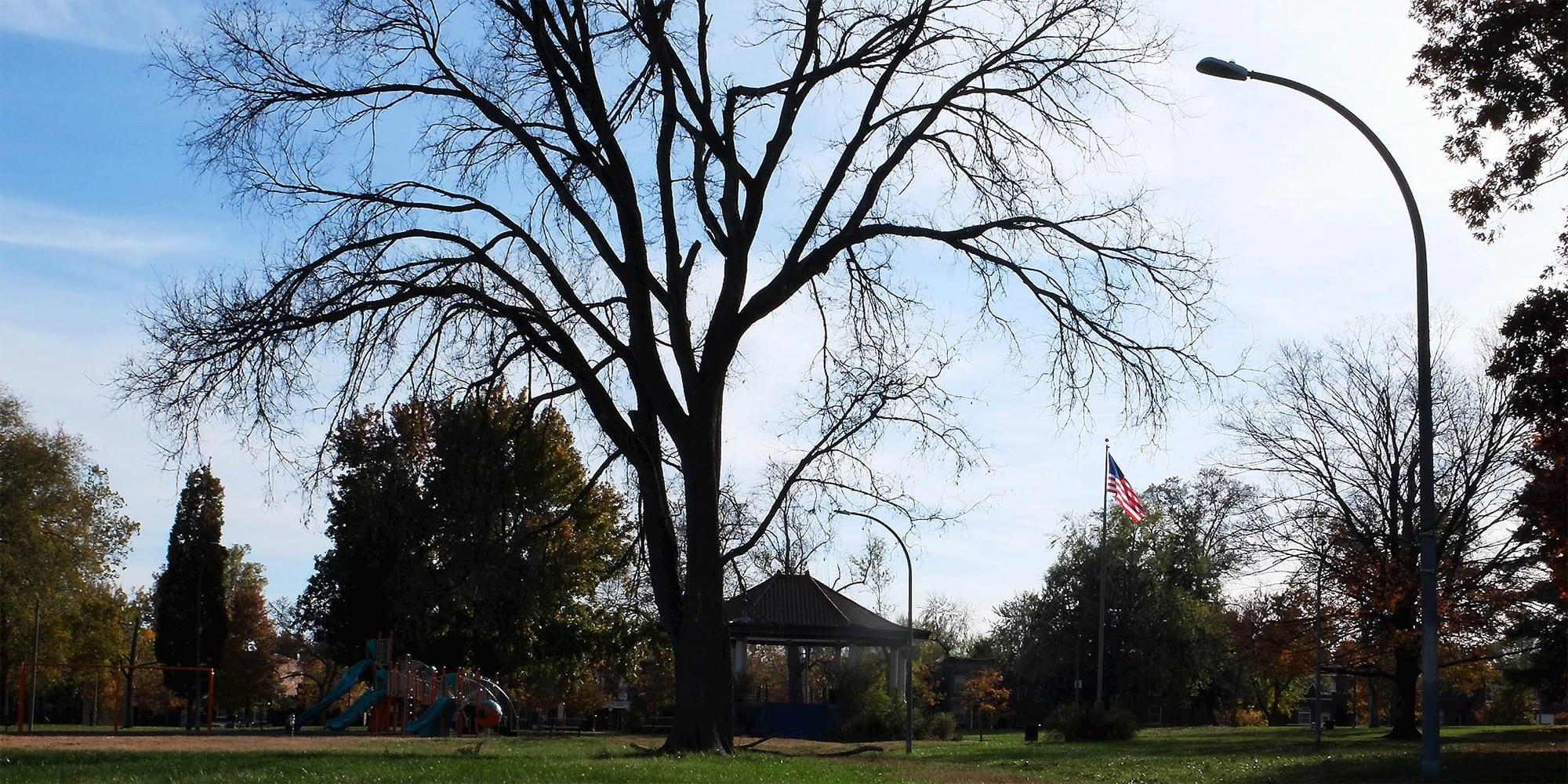 Gravois Park. Photo by Paul Sableman.