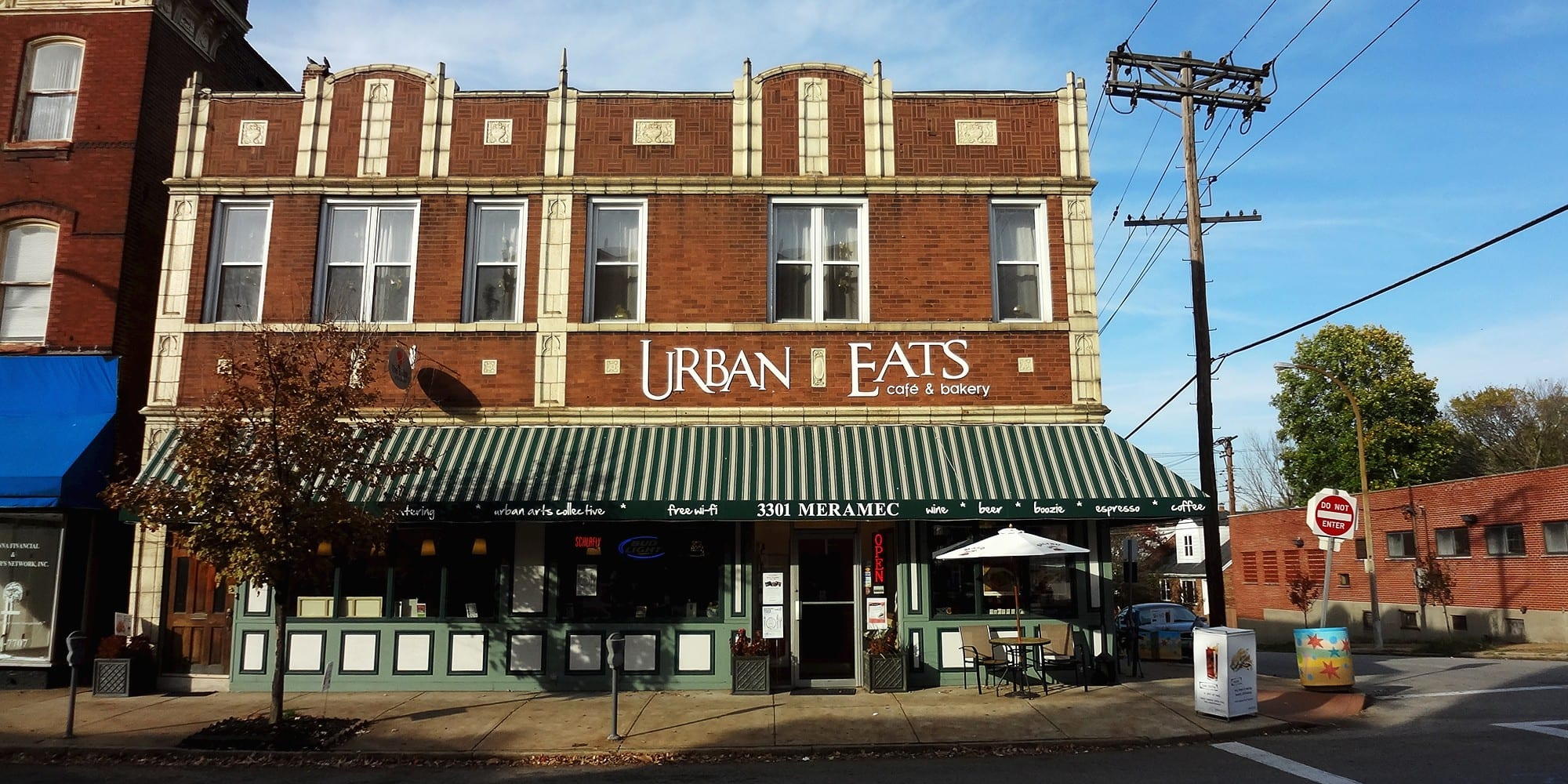 Urban Eats Cafe. Photo by Paul Sableman.