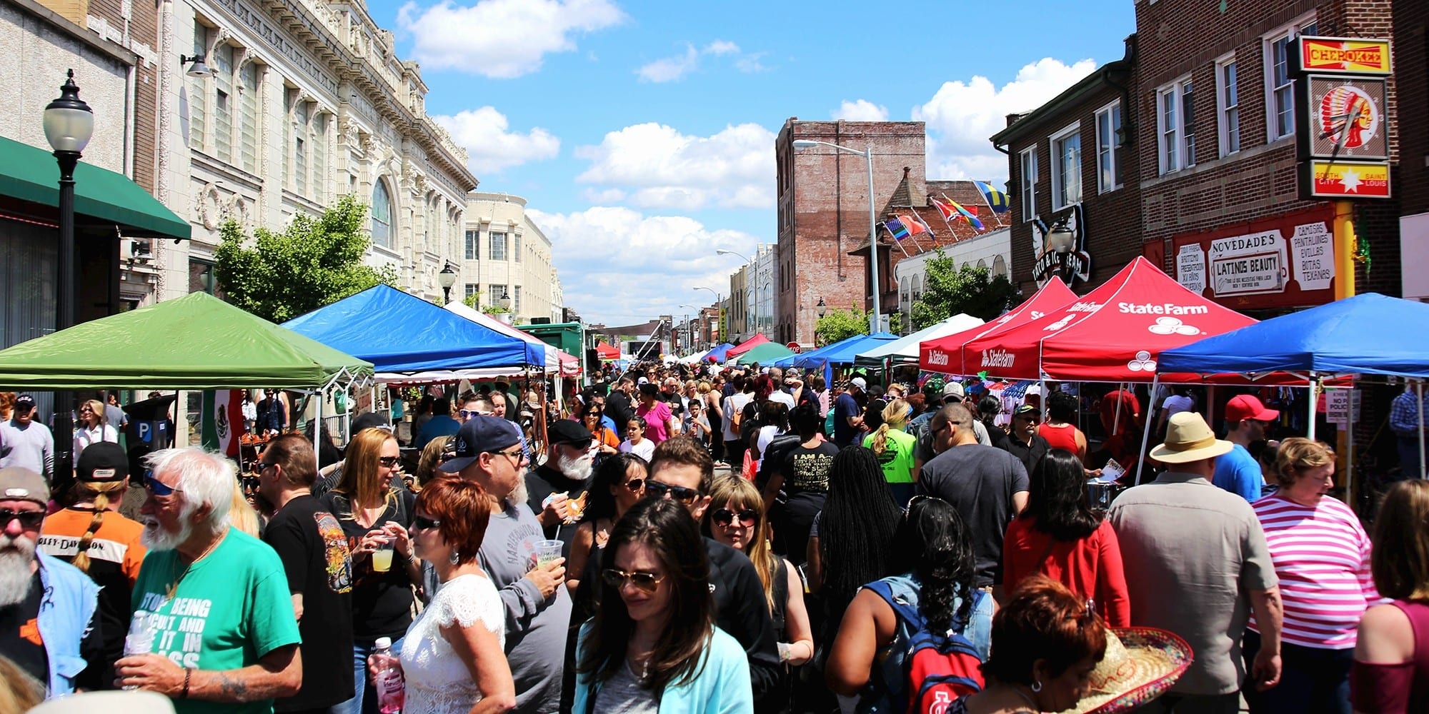 Cherokee Cinco de Mayo and More: May Events in Dutchtown