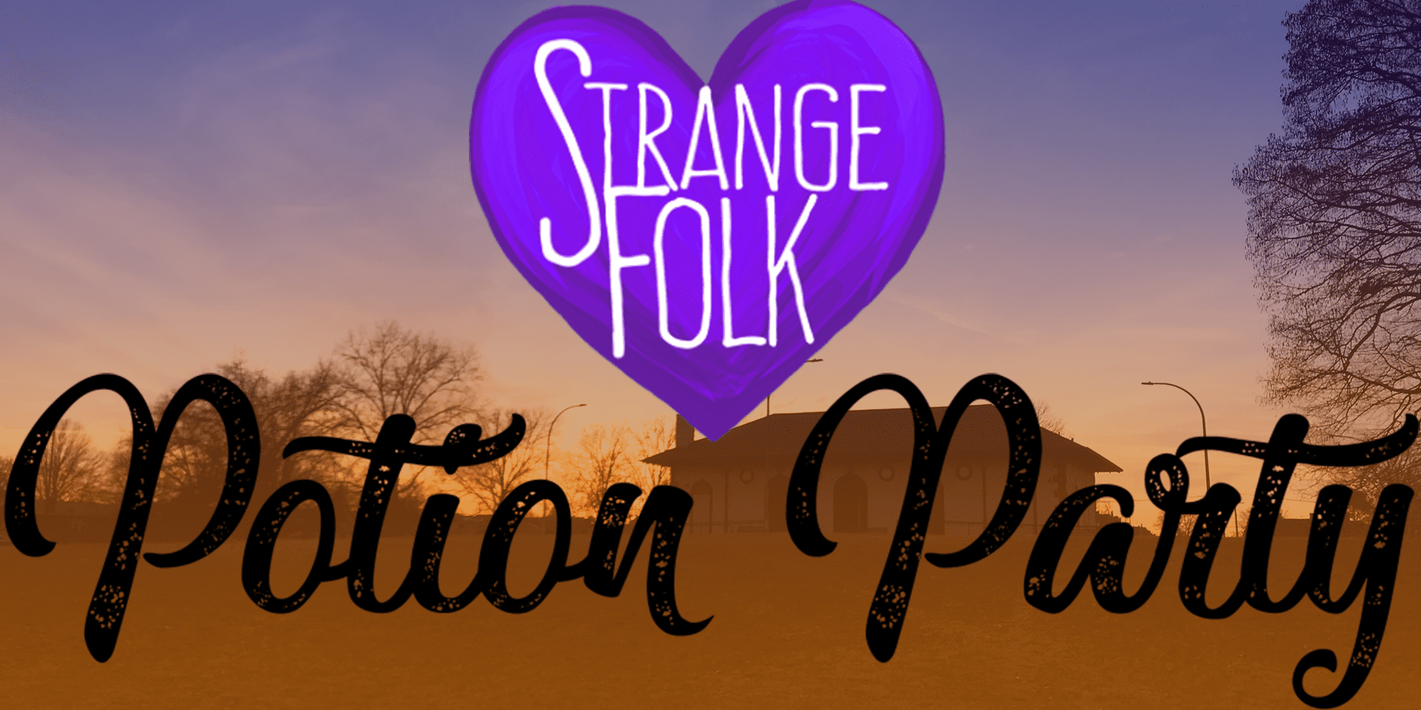 Strange Folk Potion Party and Downtown Dutchtown Marketplace