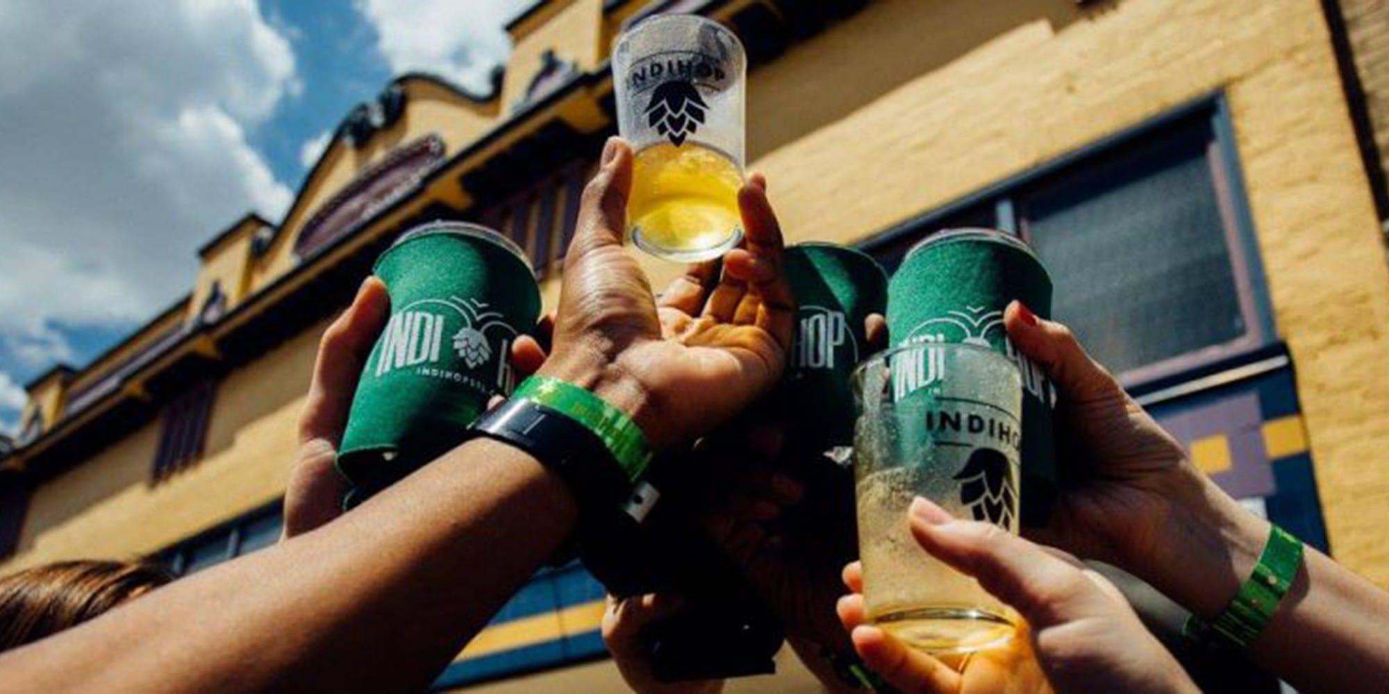 IndiHop beer festival.