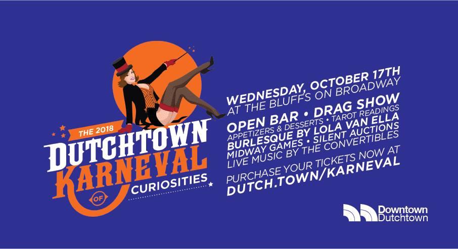 2018 Dutchtown Karneval of Curiosities