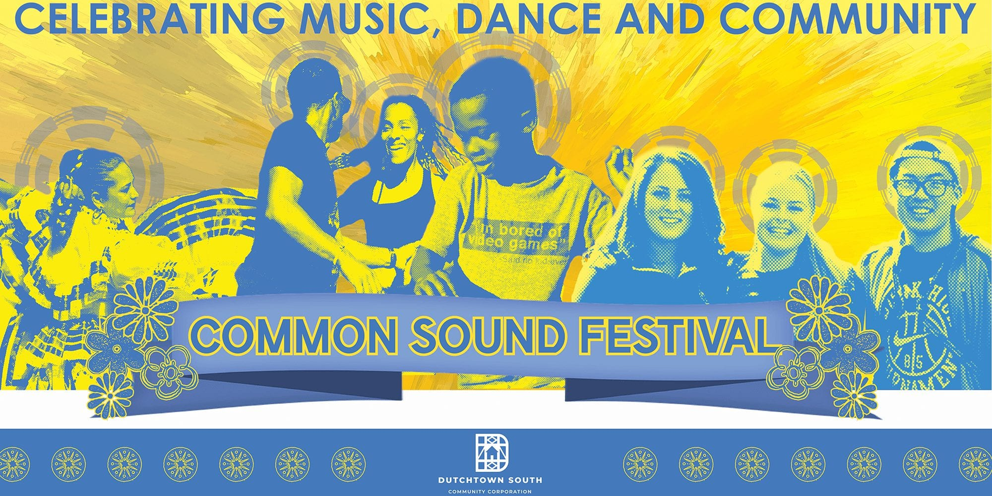 Common Sound Festival 2018, celebrating music, dance, and community