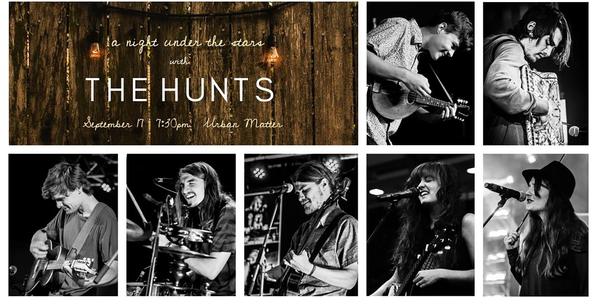 The Hunts at Urban Matter