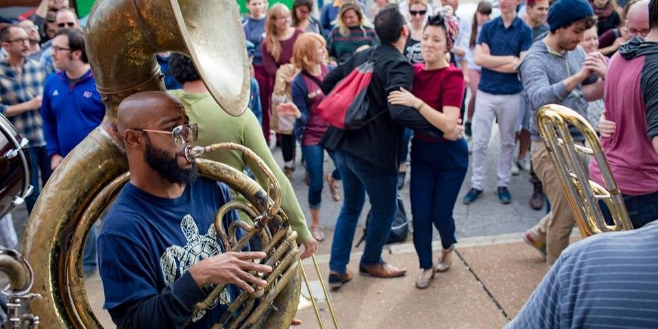 Cherokee Street Jazz Crawl