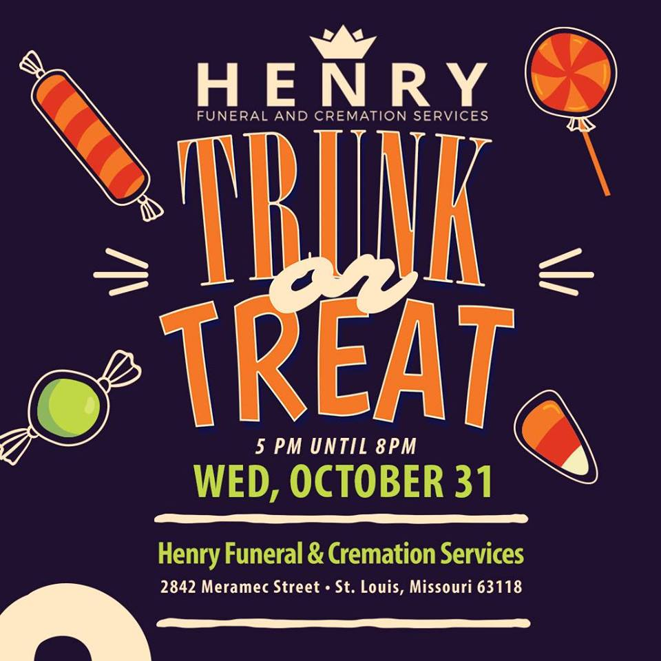 Henry Trunk or Treat