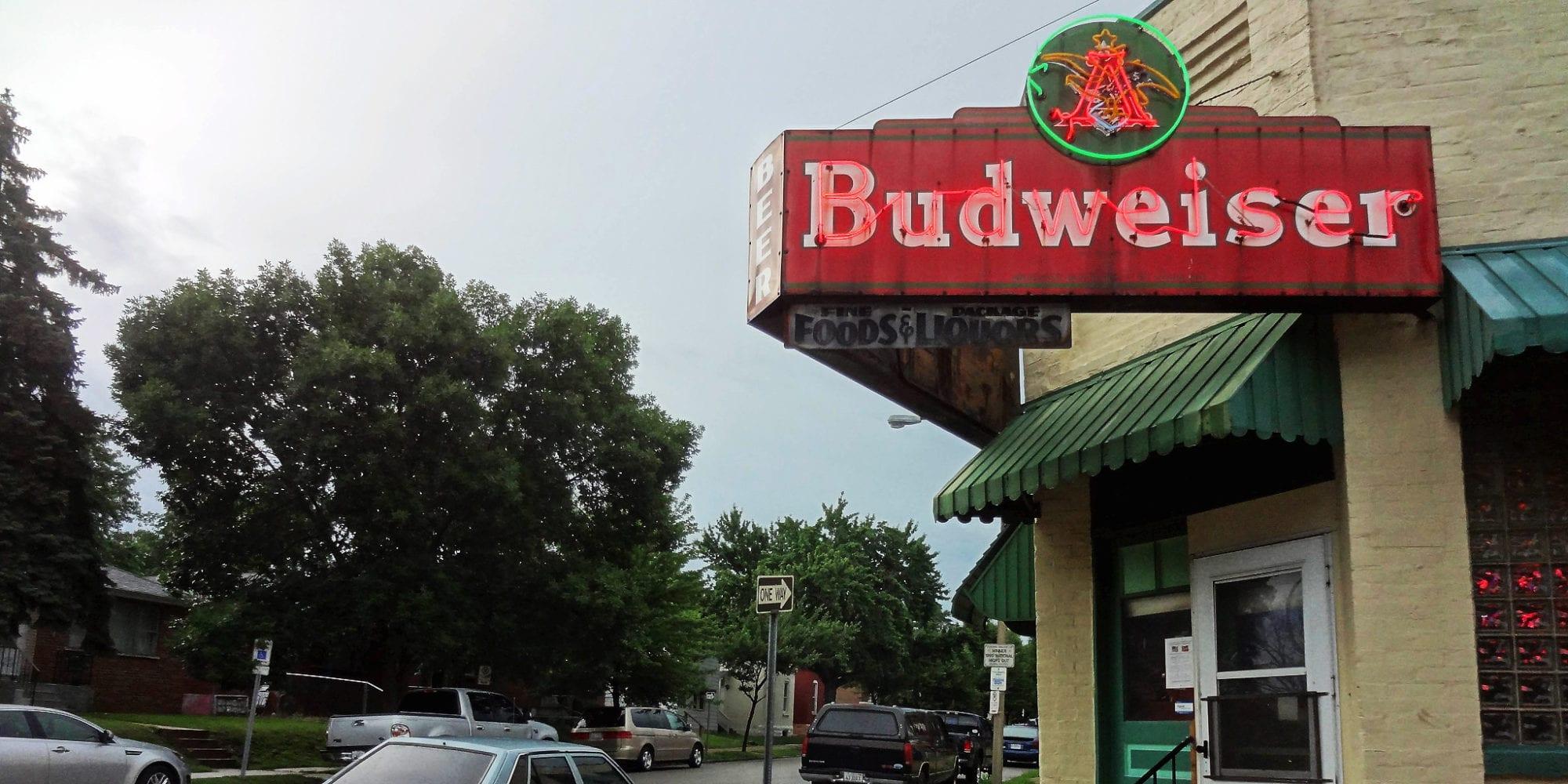 Iowa Buffet in Gravois Park, St. Louis. Photo by Paul Sableman.