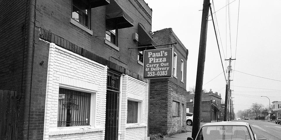 Paul's Pizza on Virginia Avenue.