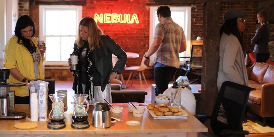 Free First Fridays at Nebula.