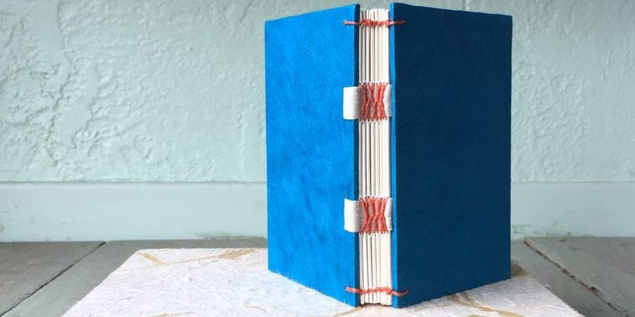 French Bookbinding Workshop at Perennial.