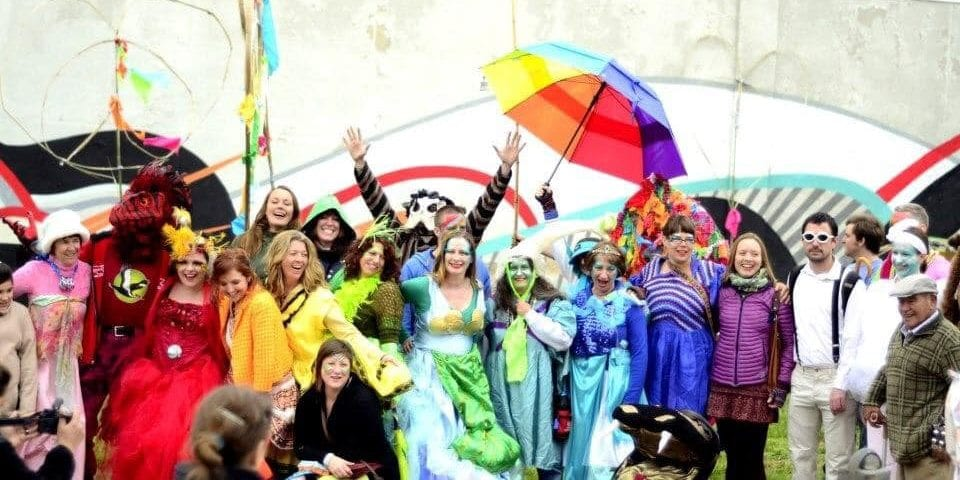 People's Joy Parade