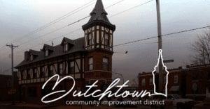 The Stork Inn in the Dutchtown Community Improvement District.