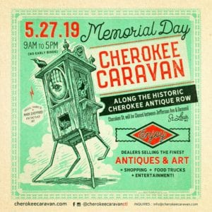 Cherokee Caravan, Memorial Day 2019.