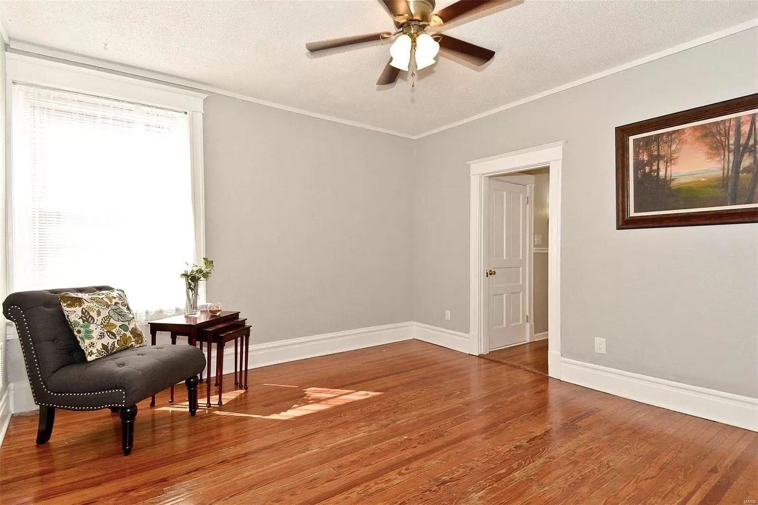 Real estate listing photos of 4453 Nebraska Avenue.