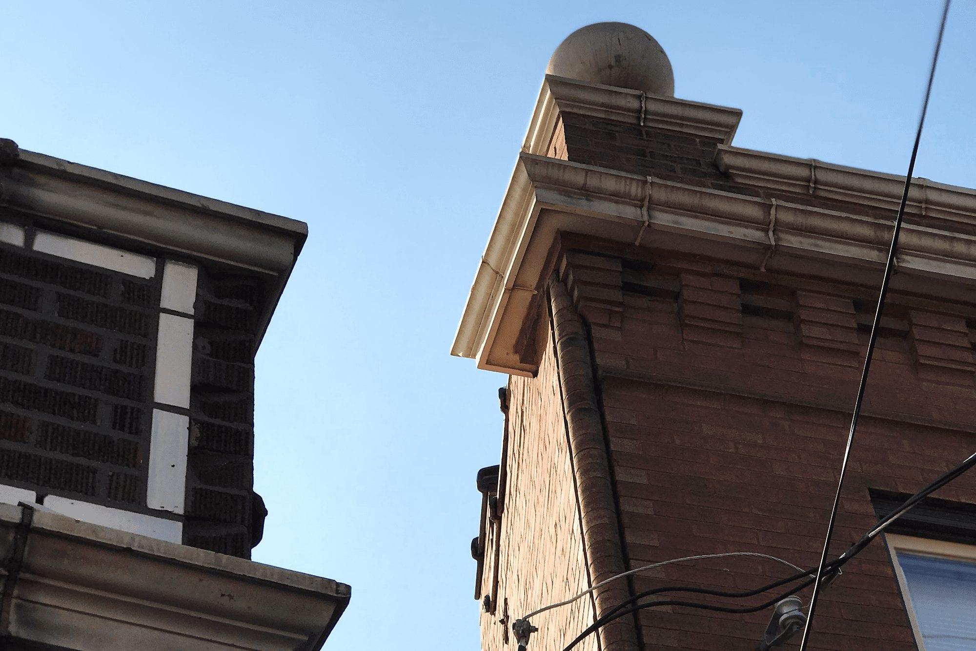 5201 Virginia, one of Landmarks St. Louis' Most Enhanced award winners.