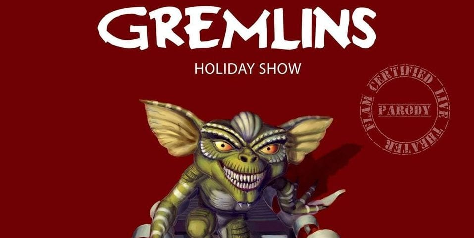 Gremlins Holiday Show by Cherokee Street Theater Company.