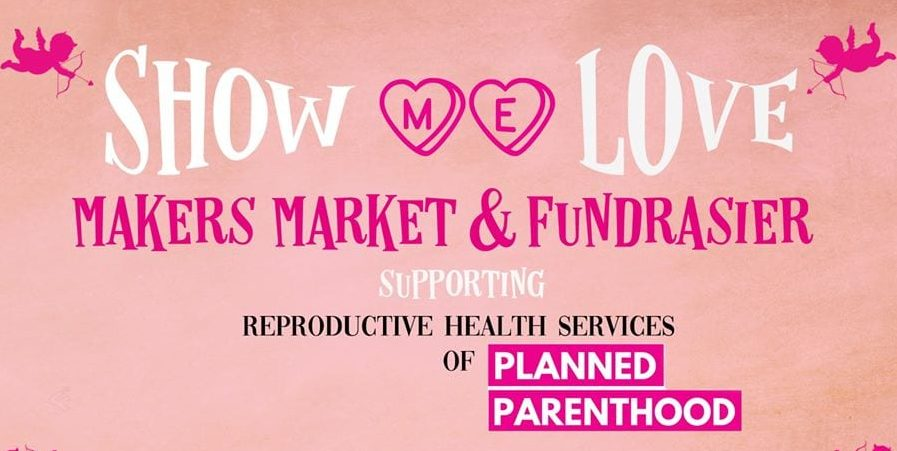 Show Me Love Makers Market and Fundraiser at Earthbound Beer.