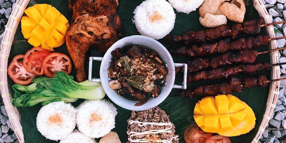 Fattened Caf Filipino brunch.