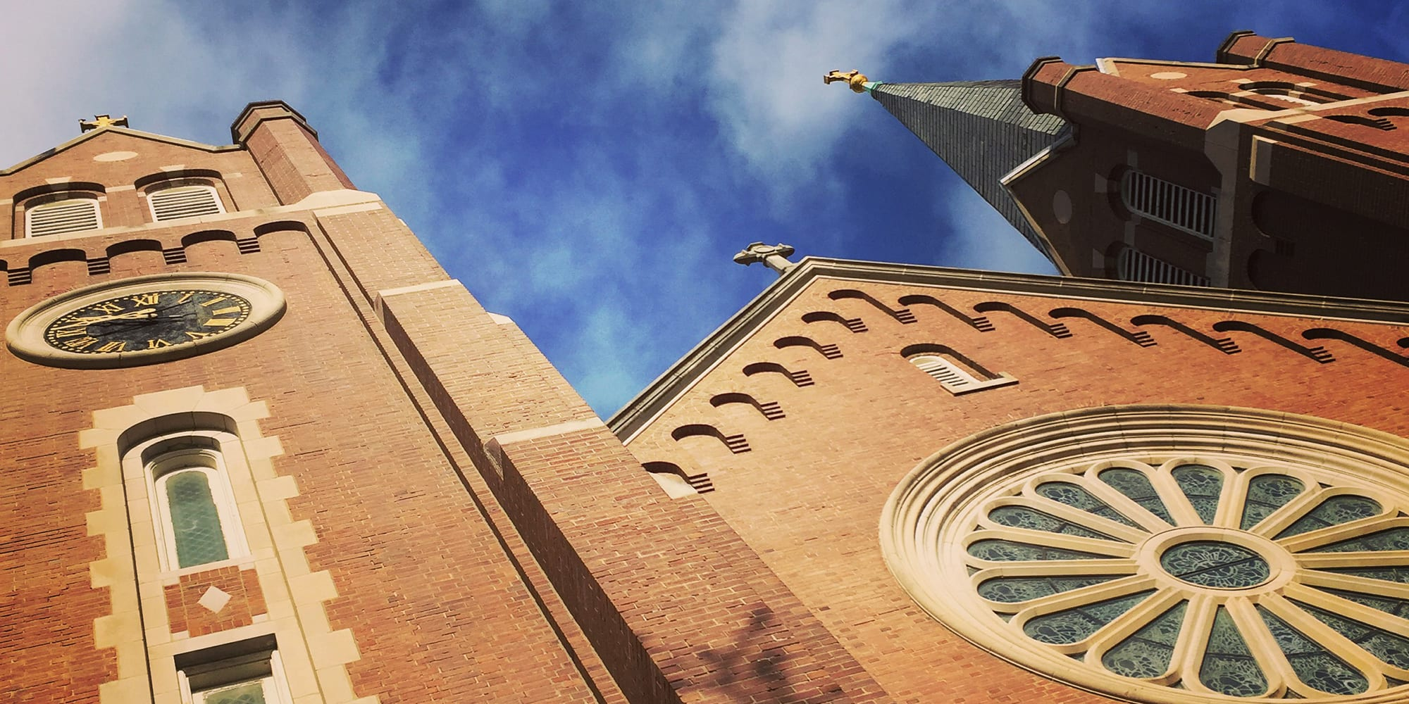 St. Cecilia Catholic Church.
