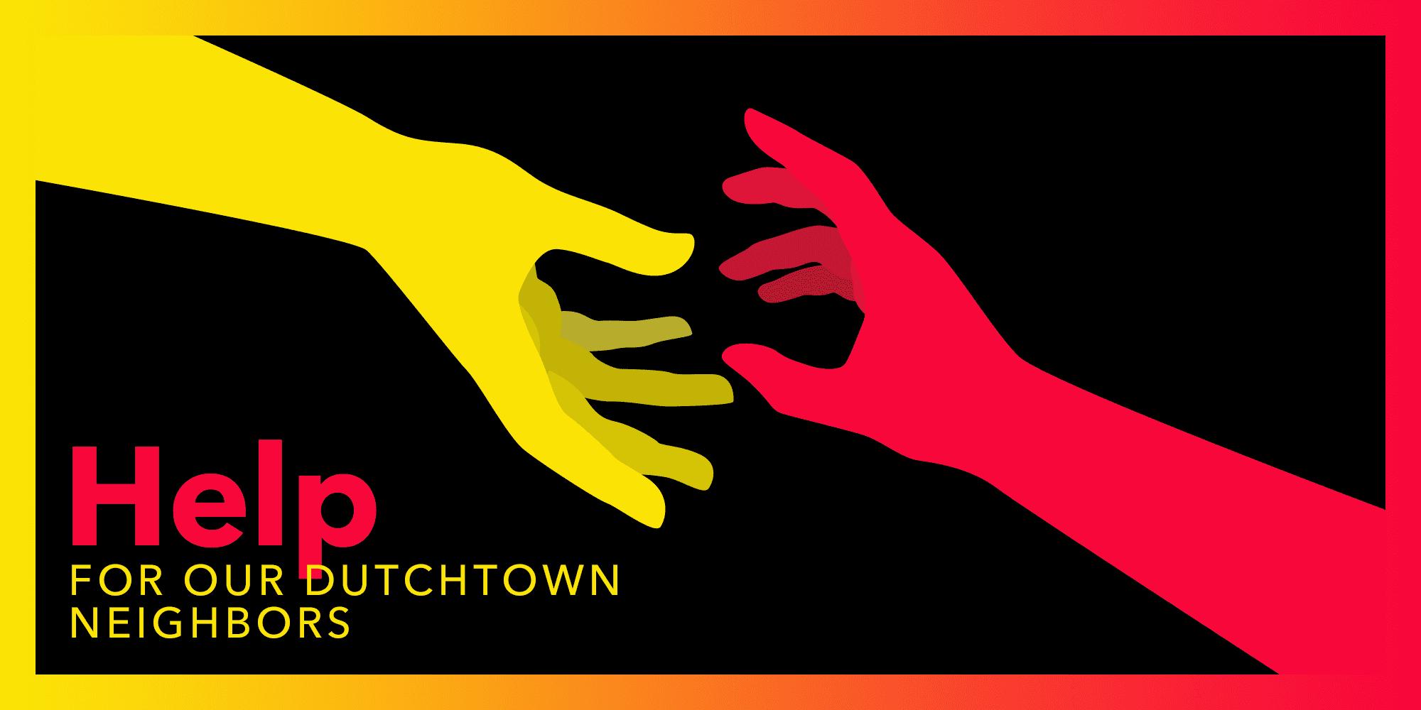 Help for our Dutchtown neighbors.